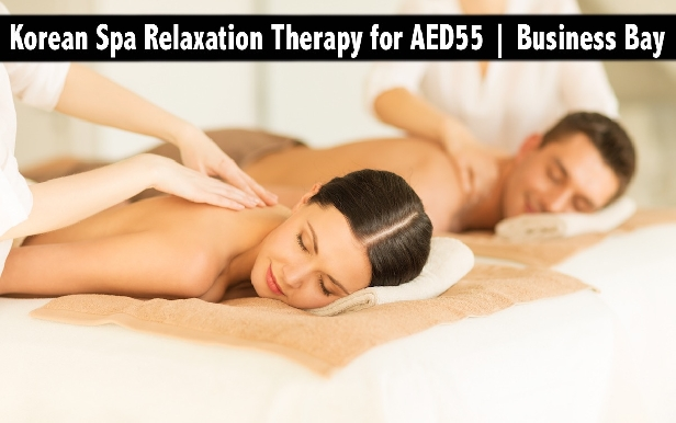 Korean Therapy | Candle Therapy - 60mins Spa Relaxation Therapy for only AED55