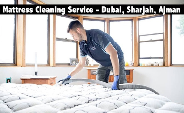Mattress Dry Cleaning Services in Dubai, Sharjah & Ajman