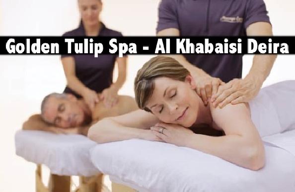Golden Tulip Therapeutic Massage Center Spa - Al Khabaisi Deira