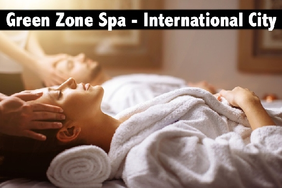 Green Zone Spa Int'l City - 60mins Oil Relaxation Therapy AED59