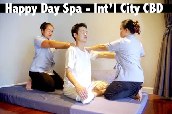 Happy Day Spa International City CBD - 4 Hands Spa, 90mins Spa & more