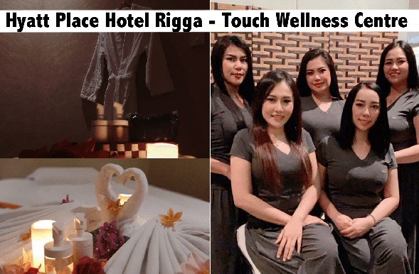 Hyatt Place Hotel Al Rigga - Touch Wellness Centre VIP Thai Spa
