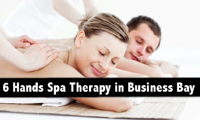 6 Hands, 4 Hands, Cupping & Oil Relaxation Therapy - New Look Spa