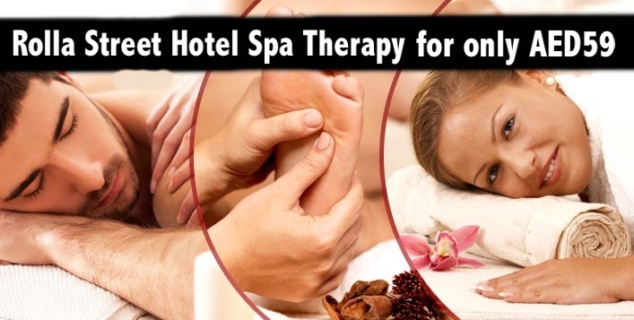 Sleek Spa in Hotel - 60mins Oil Relaxation Therapy for only AED59