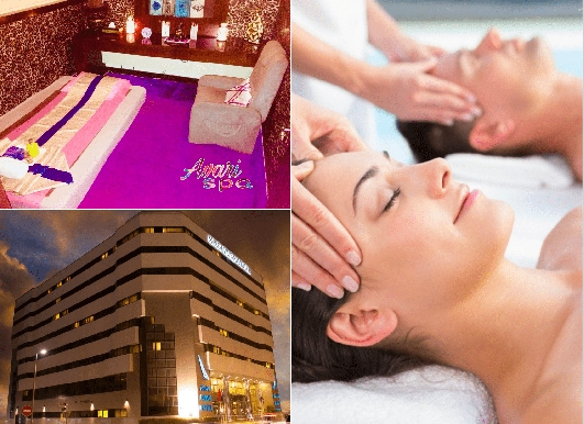 Avari Hotel Deira Spa - Arabic, Thai, Ethiopian & Indian Spa Therapy