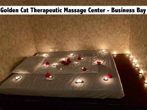 Golden Cat Therapeutic Massage Center - Business Bay