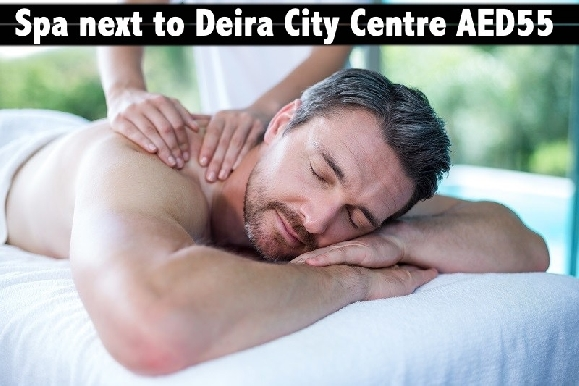 Mount Hills Spa (next to Deira City Centre) - 1hr Oil Relaxation Therapy AED55