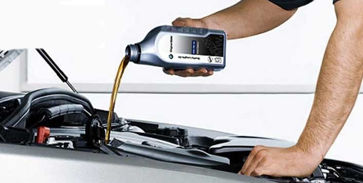 Car Oil & Filter Change Service with Car Wash from AED99