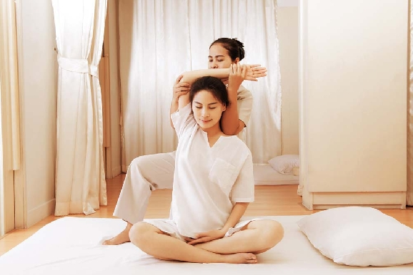 Dubai Investment Park - Aromatherapy or Traditional Thai Spa Therapy